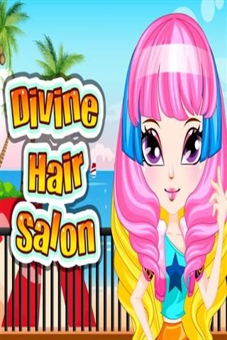 神美发 Divine Hair Salon