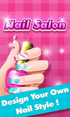Nail Salon Makeover ! on the App Store - iTunes - Apple