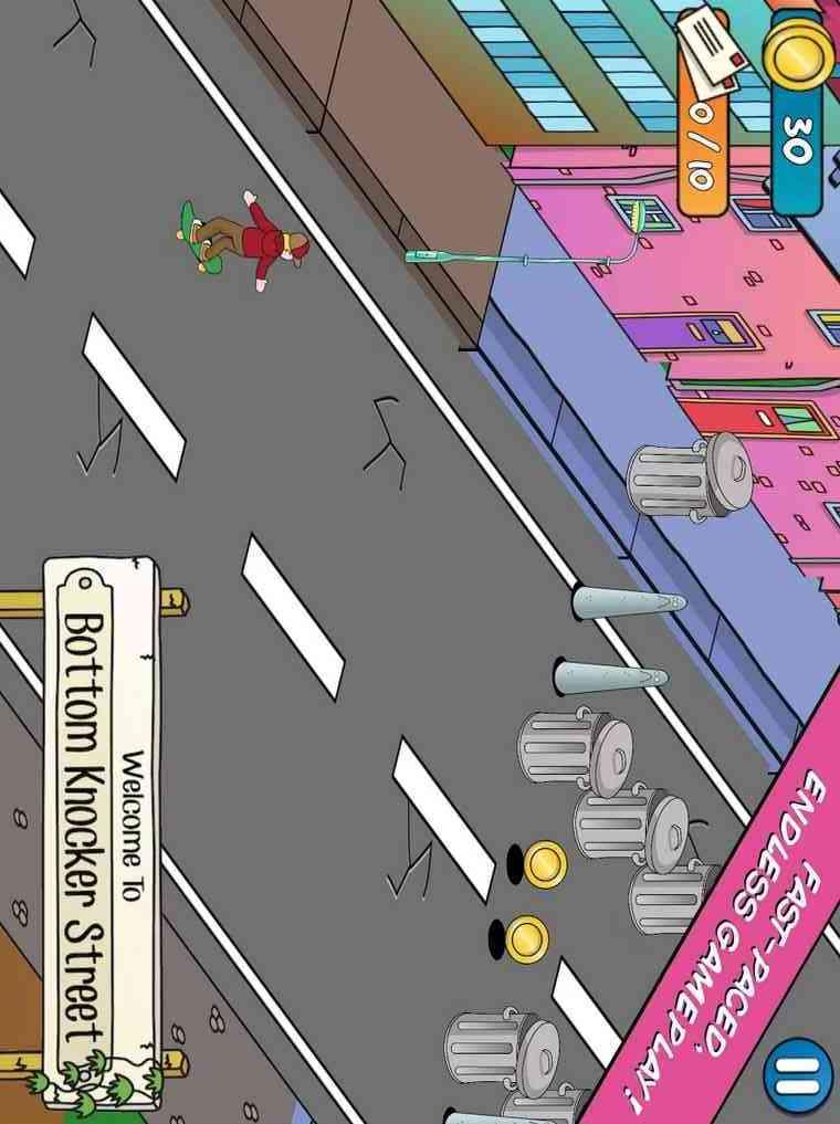 街道狂奔-应用截图