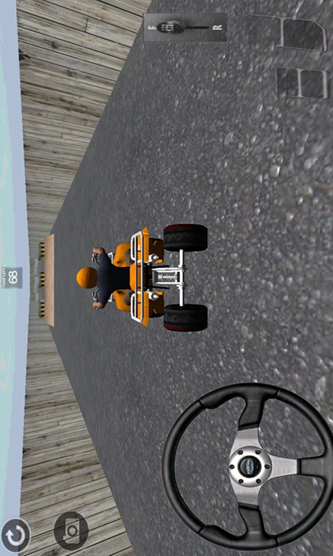 四驱车障碍赛