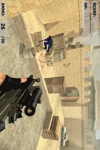 玩免費體育競技APP|下載Trigger Fist Sniper app不用錢|硬是要APP