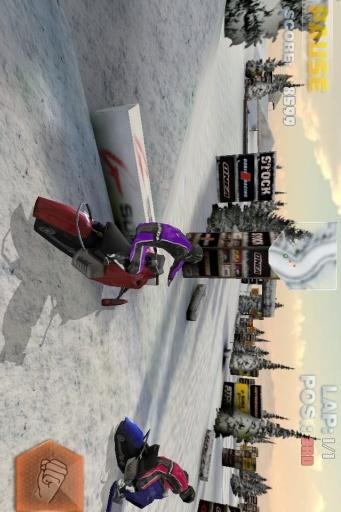雪上摩托车-应用截图