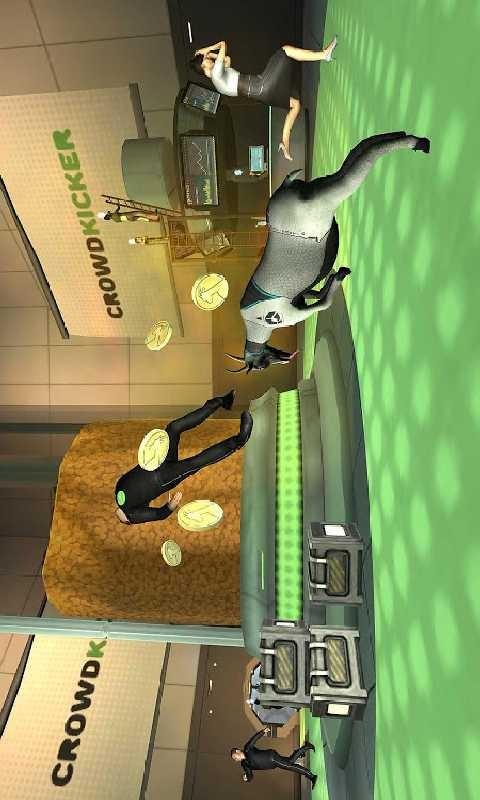 模拟山羊:太空废物-应用截图