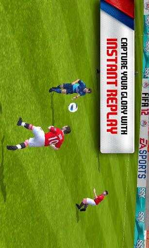 足球大联盟FIFA 12