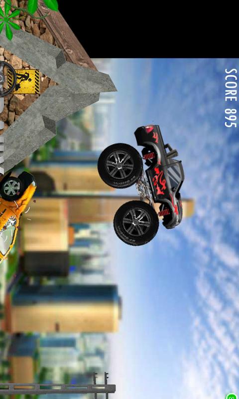 玩賽車遊戲App|城市粉碎四驱车免費|APP試玩