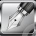 庞中华硬笔钢笔书法字帖 生產應用 App LOGO-APP試玩