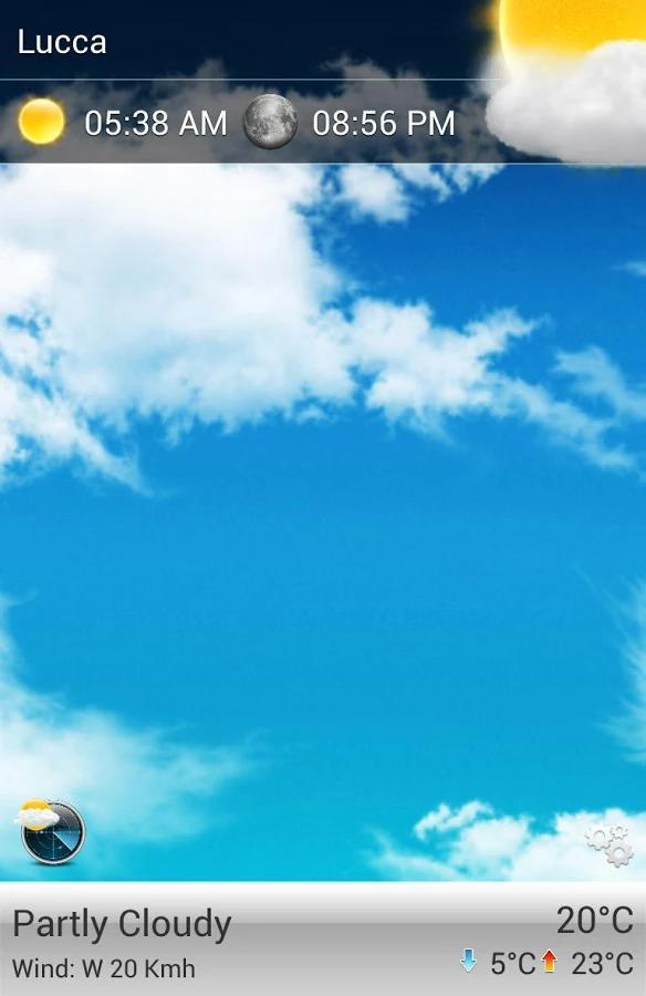 【免費生活App】专业天气插件-APP點子
