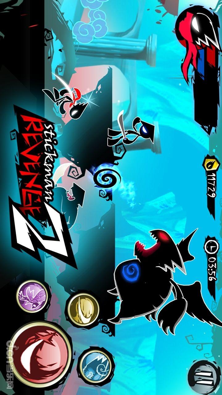 Stickman Revenge 2-应用截图