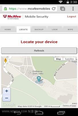 【免費工具App】McAfee Security-APP點子