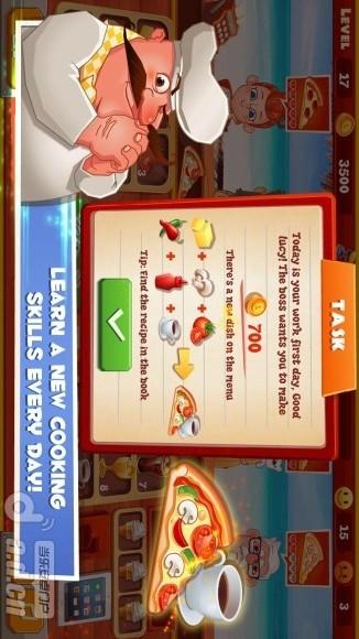 【免費遊戲App】老爹披萨-APP點子