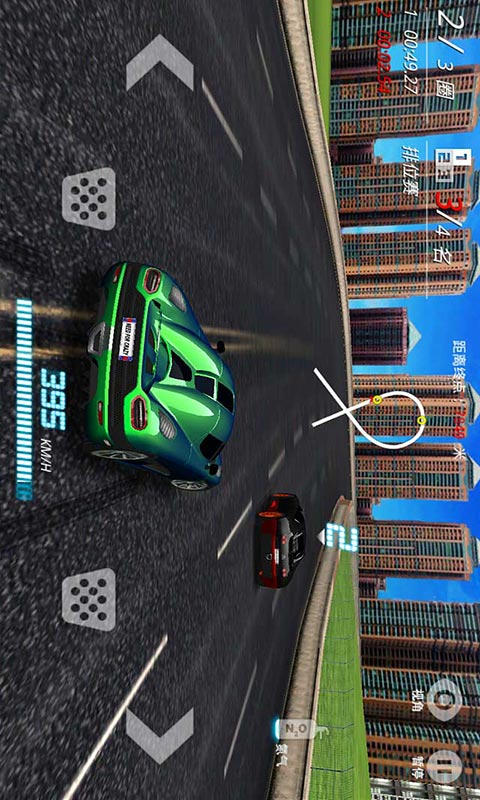 玩賽車遊戲App|极品狂飙3D免費|APP試玩