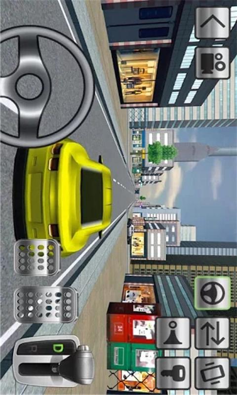 驾考模拟3D游戏-应用截图