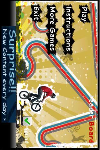 玩體育競技App|疯狂自行车免費|APP試玩