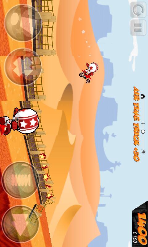 【免費賽車遊戲App】FLIP RIDERS-APP點子