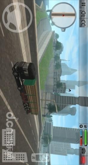 卡车模拟器:城市