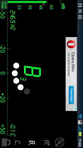 【免費體育競技App】DaTuner(Beta版)-APP點子