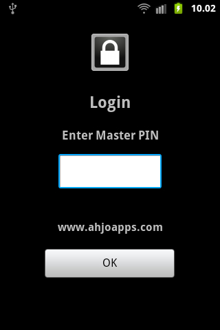 手机密码锁 Lompsa Password Manager
