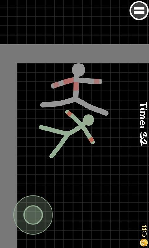 火柴人格斗-应用截图