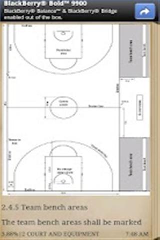【免費體育競技App】篮球规则-APP點子