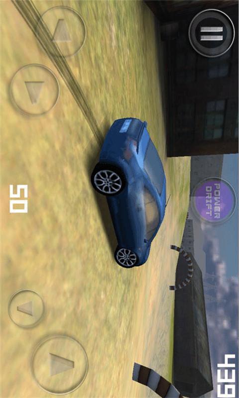 賽車遊戲-遊戲世界