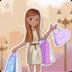 时尚女生购物换装游戏 遊戲 LOGO-玩APPs