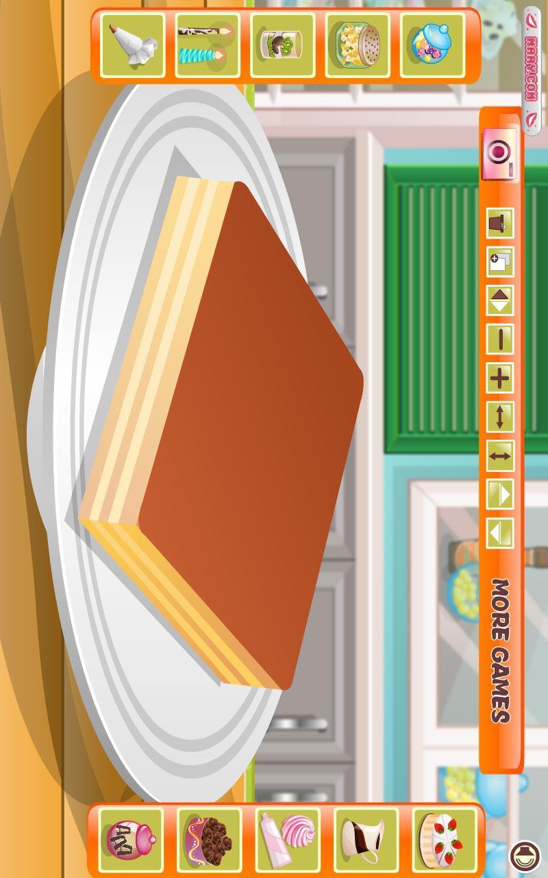 甜蜜的蛋糕 - 烹饪游戏|玩遊戲App免費|玩APPs