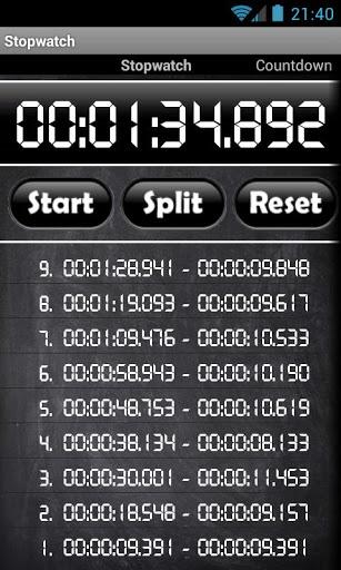 玩生活App|秒表计时器免費|APP試玩
