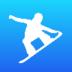 惊险滑雪 體育競技 App LOGO-APP試玩