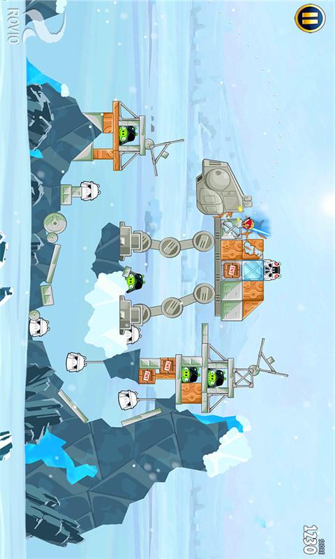 愤怒的小鸟:星球大战-应用截图