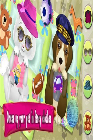 【免費遊戲App】宠物美容-APP點子