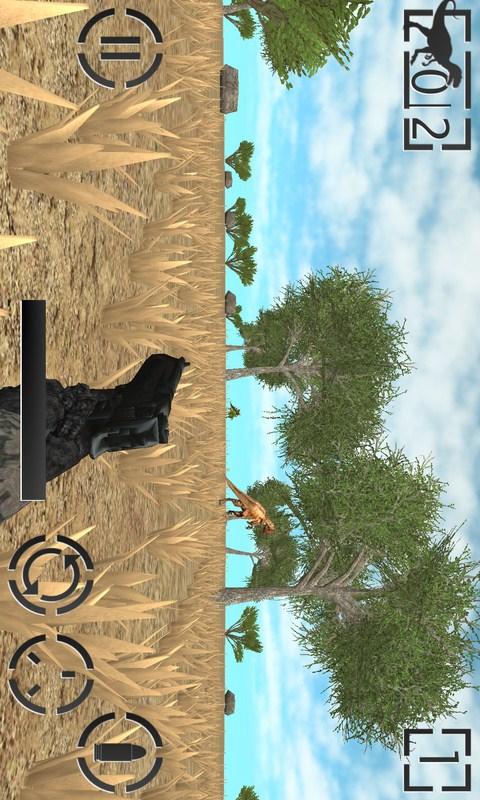霸王龙模拟器3D-应用截图